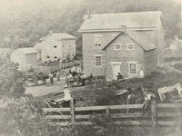 Mill - Upper Buck Creek Mill -1860s
