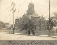 Clinton County Courthouse<br />