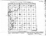 Iowa land survey map of t087n, r043w