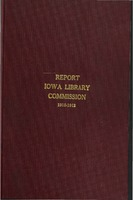 06. Sixth Report of the Iowa Library Commission