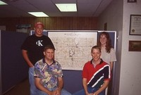 Office Staff - 1996.