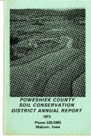 1973 Poweshiek County Soil and Water Conservation District Annual Report