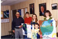 Webster County Soil and Water Conservation District Poster Contest, 1998