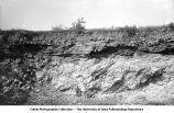 Niagaran Lime quarry, Sugar Creek, Iowa, late 1890s or early 1900s