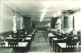 Cafeteria at Quadrangle Hall, The University of Iowa, October 1926