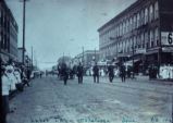 Labor Day Parade, September 2, 1912; Oskaloosa, Iowa