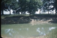 Hobbs pond, 1946