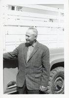 Two Photos of Harold Baughman