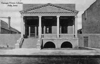 Pella Public Library, Pella, Iowa