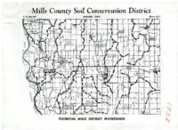 0169. Mills County Soil Conservation District Annual Newsletter 1958