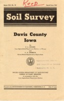 1940 Davis County Soil Survey