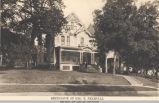 Arlington Avenue, George E. Pearsall Residence