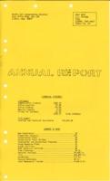 Annual Report, 1972-1973