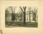 East facade of Hall of Liberal Arts, the University of Iowa, 1905