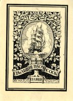 Edward Hudson Cook Bookplate