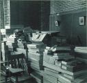 Boxes of plant specimens, The University of Iowa, 1930s