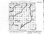 Iowa land survey map of t098n, r026w