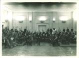University orchestra, The University of Iowa, March 10, 1937