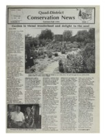 Quad-District Conservation Newsletter; Vol. 4, no. 2 (1999, Summer/Fall).