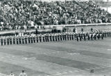 ISU Marching Band,  Homecoming, 1970