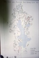 Iowa Great Lakes Watershed - West Okoboji Hydric Soils Map.