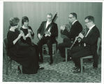 Iowa Woodwind Quintet, The University of Iowa, 1968