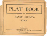 Plat book of Henry County, Iowa