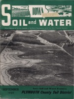 Iowa Soil and Water, September 1959