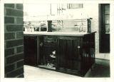 Organic chemistry lab, The University of Iowa, 1930s