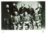 First medical faculty, The University of Iowa, 1870