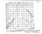 Iowa land survey map of t069n, r028w