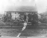Communal residence, Trumpold, Middle Amana, Iowa, 1900s
