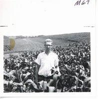 Jackson SWCD new cooperator division winner, Loren Kilburg, 1965