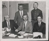 Warren County Commissioners and Assistant Commissioners - 1963.