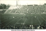 Iowa-Ohio football game at Iowa Field, The University of Iowa, October 8, 1927