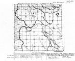 Iowa land survey map of t095n, r006w