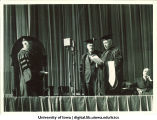 Inauguration of Eugene A. Gilmore, The University of Iowa, 1934