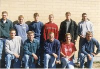 1999 - Tri-State Ag Ericulture Education Foundation Scholarship recipients announced