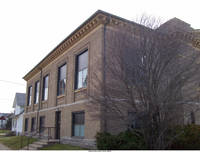 Hampton Public Library, Hampton, Iowa