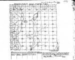 Iowa land survey map of t080n, r038w