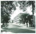 Engineering Building on Washington Street, the University of Iowa, 1930s?