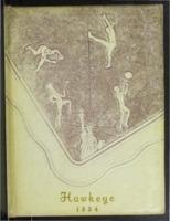 1954 Ankeny High School Yearbook