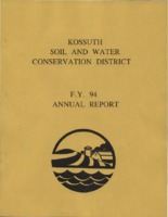 1994 Kossuth County Soil and Water Conservation District Annual Report