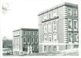 Chemistry Building, The University of Iowa, 1920s
