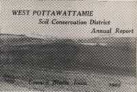 West Pottawattamie County Soil Conservation District Annual Report - 1966