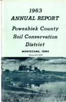 1963 Poweshiek County Soil and Water Conservation District Annual Report