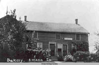Bakery, Amana, Iowa, 1900s