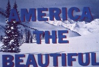 America The Beautiful.