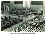 Inauguration, The University of Iowa, May 24, 1941