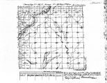 Iowa land survey map of t084n, r043w